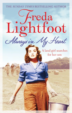 Always in My Heart Book Jacket jpeg